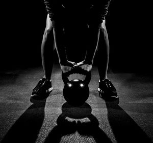 Kettlebell Meltdown 300 Workout