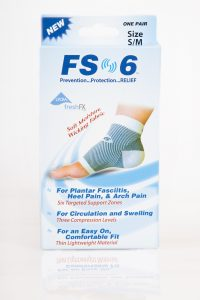 FS6 Compression Foot Support